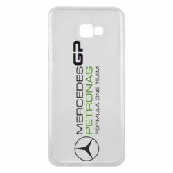 Чехол для Samsung J4 Plus 2018 Mercedes GP Vert