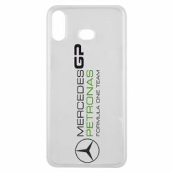 Чехол для Samsung A6s Mercedes GP Vert