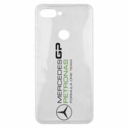 Чехол для Xiaomi Mi8 Lite Mercedes GP Vert