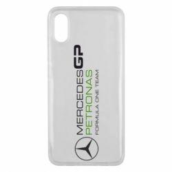 Чехол для Xiaomi Mi8 Pro Mercedes GP Vert