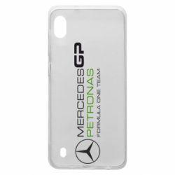 Чехол для Samsung A10 Mercedes GP Vert