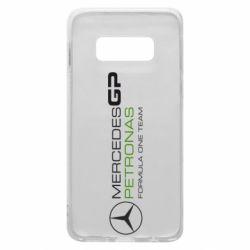 Чехол для Samsung S10e Mercedes GP Vert