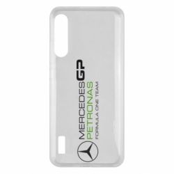 Чохол для Xiaomi Mi A3 Mercedes GP Vert