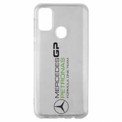 Чехол для Samsung M30s Mercedes GP Vert