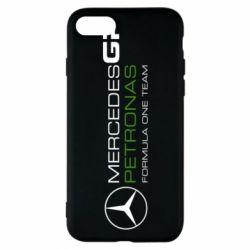 Чехол для iPhone 8 Mercedes GP Vert