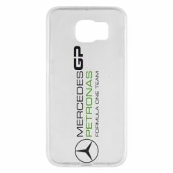 Чехол для Samsung S6 Mercedes GP Vert