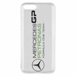 Чехол для Xiaomi Mi6 Mercedes GP Vert