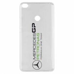 Чехол для Xiaomi Mi Max 2 Mercedes GP Vert
