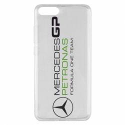 Чехол для Xiaomi Mi Note 3 Mercedes GP Vert