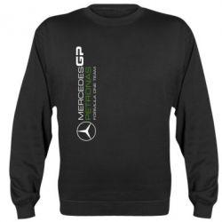 Реглан (свитшот) Mercedes GP Vert - FatLine