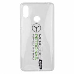 Чохол для Xiaomi Mi Max 3 Mercedes GP