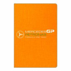 Блокнот А5 Mercedes GP