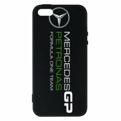 Купить Чехол для iPhone5/5S/SE Mercedes GP, FatLine