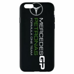 Чохол для iPhone 6/6S Mercedes GP