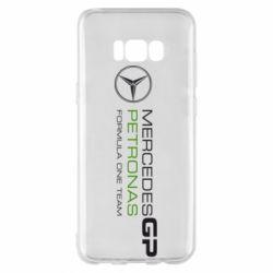 Чехол для Samsung S8+ Mercedes GP