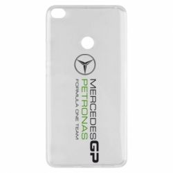 Чохол для Xiaomi Mi Max 2 Mercedes GP