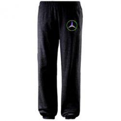Штаны Mercedes Logo Art - FatLine
