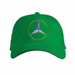 Кепка Mercedes Logo Art - FatLine