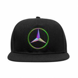 Снепбек Mercedes Logo Art - FatLine