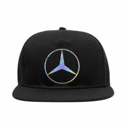 Снепбек Mercedes Лого Голограмма
