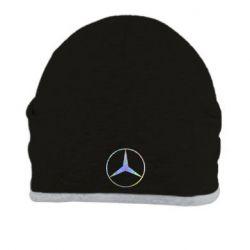 Шапка Mercedes Лого Голограмма