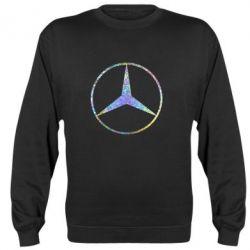 Реглан Mercedes Лого Голограмма