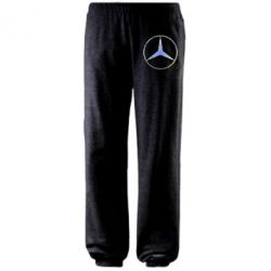 Штаны Mercedes Лого Голограмма