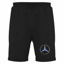 Купить Мужские шорты Mercedes Лого Голограмма, FatLine