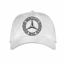 Детская кепка Mercedes Logo - FatLine
