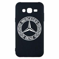 Чохол для Samsung J5 2015 Mercedes Логотип