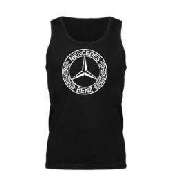Мужская майка Mercedes Logo - FatLine