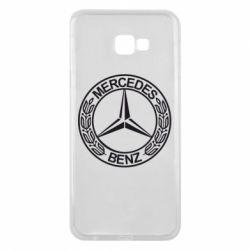 Чохол для Samsung J4 Plus 2018 Mercedes Логотип