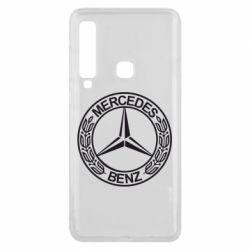 Чохол для Samsung A9 2018 Mercedes Логотип