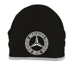 Шапка Mercedes Logo - FatLine