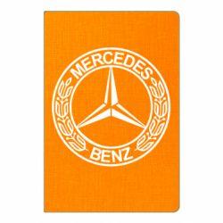 Блокнот А5 Mercedes Логотип
