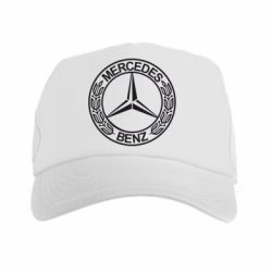 Кепка-тракер Mercedes Logo - FatLine