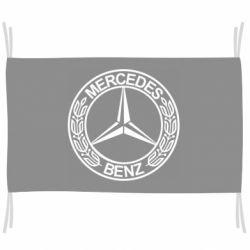 Прапор Mercedes Логотип