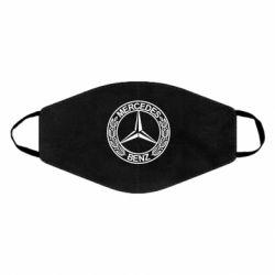 Маска для обличчя Mercedes Логотип