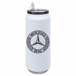 Термобанка 500ml Mercedes Логотип