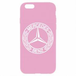 Чохол для iPhone 6/6S Mercedes Логотип