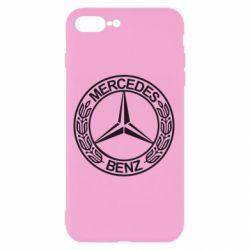 Чохол для iPhone 7 Plus Mercedes Логотип