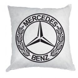 Подушка Mercedes Logo - FatLine