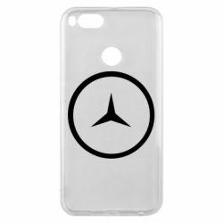 Чехол для Xiaomi Mi A1 Mercedes new logo