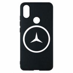 Чехол для Xiaomi Mi A2 Mercedes new logo