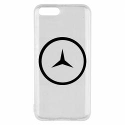Чехол для Xiaomi Mi6 Mercedes new logo