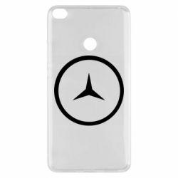 Чехол для Xiaomi Mi Max 2 Mercedes new logo