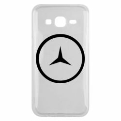 Чехол для Samsung J5 2015 Mercedes new logo