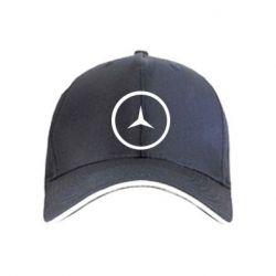 Кепка Mercedes new logo