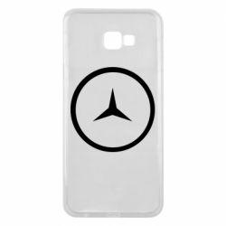 Чехол для Samsung J4 Plus 2018 Mercedes new logo