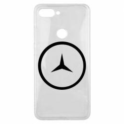 Чехол для Xiaomi Mi8 Lite Mercedes new logo